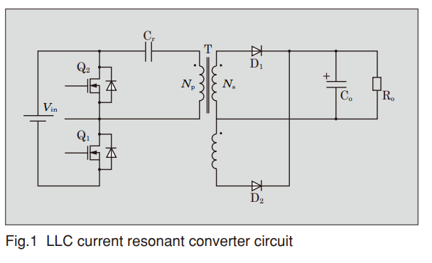 explaining-the-of-operation-of-an-llc-current-resonant-power-supply
