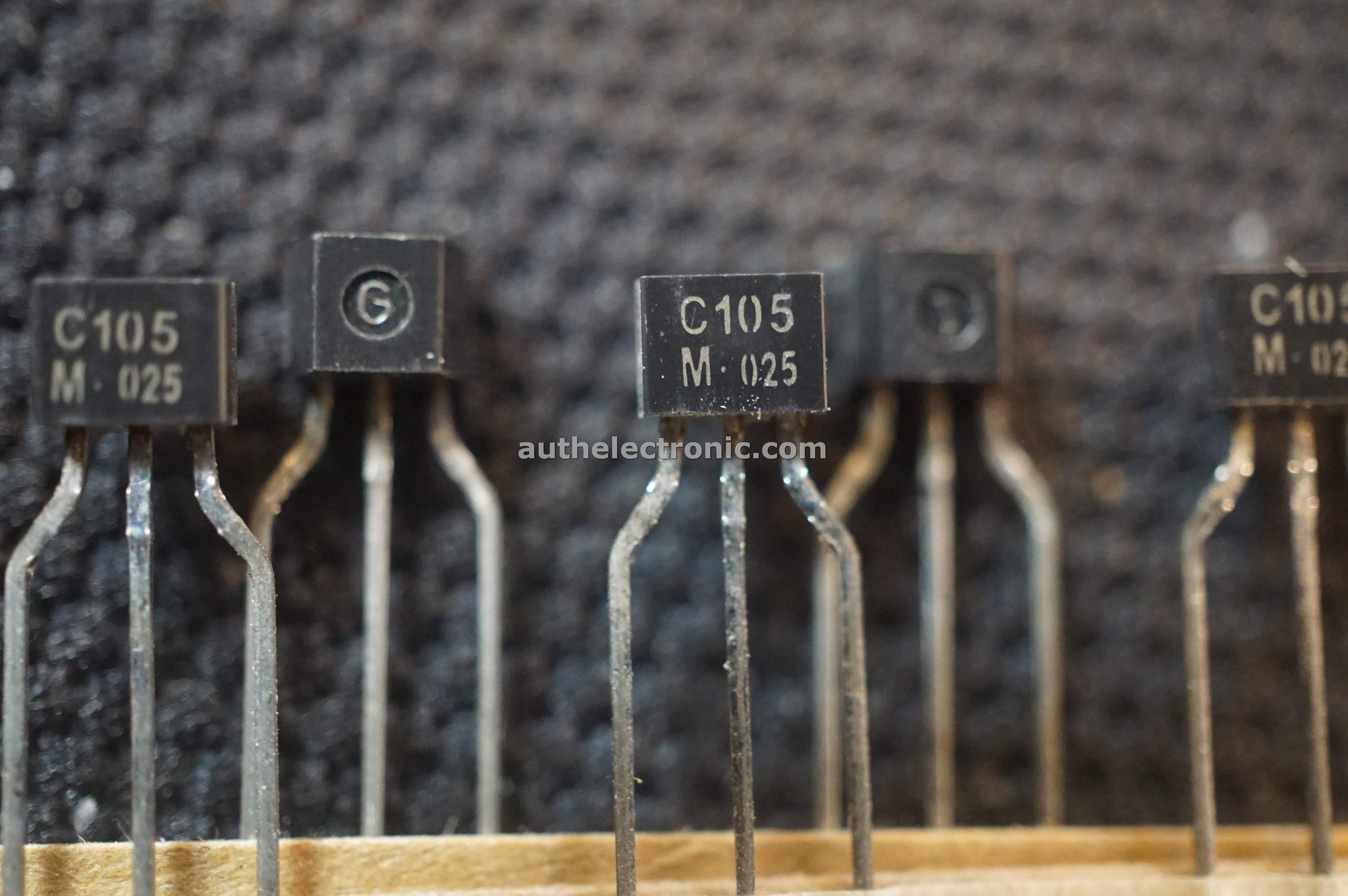 5x Transistor BC550 NPN 50V 100mA 500mW TO92 5Stück NEU