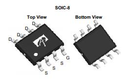 5pcs-original-n-channel-mosfet-ao4822-4822-sop-8-new-alpha-omega-semiconductor-i
