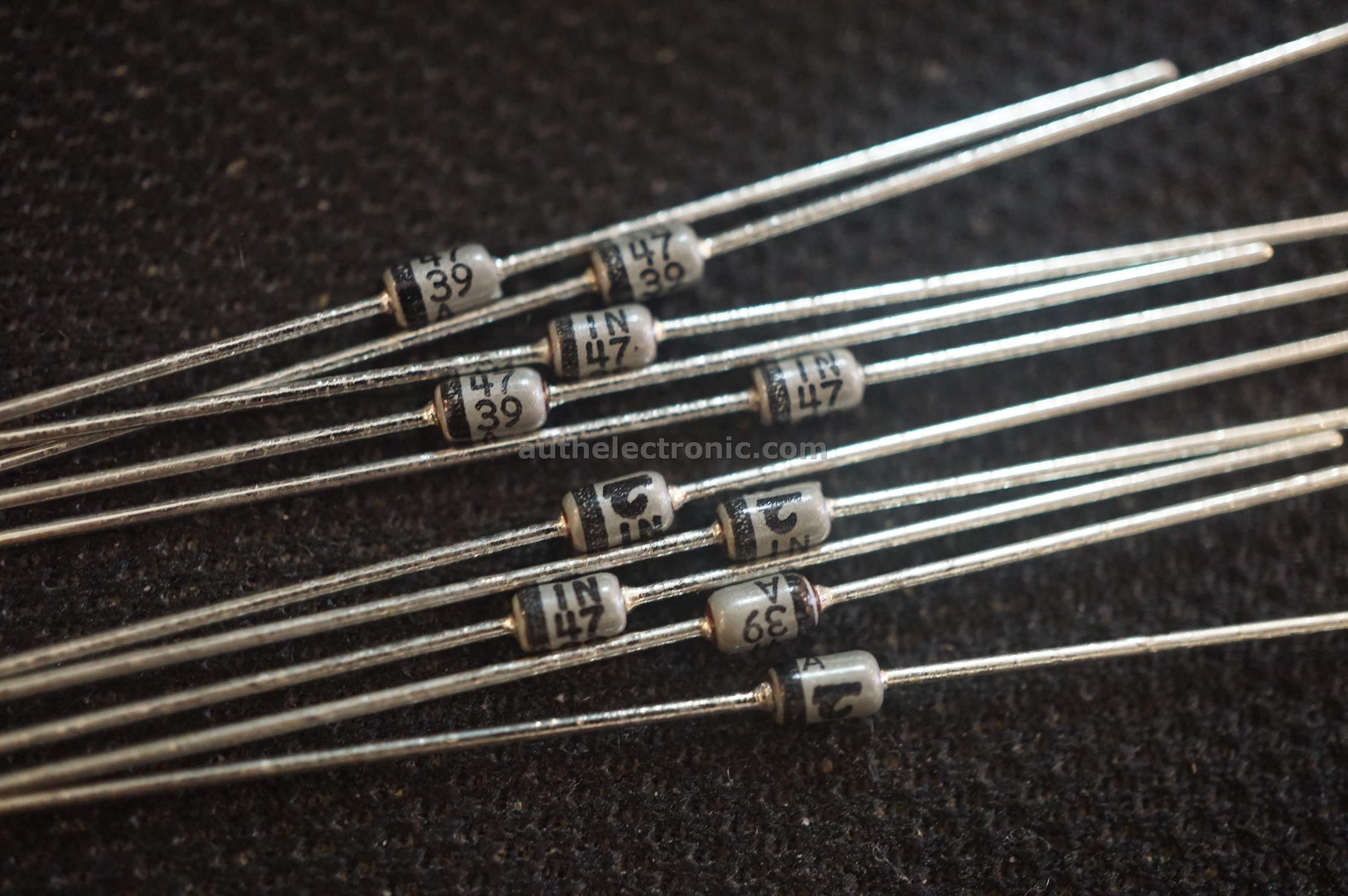 original-10-pcs-zener-diode-1n4739-4739-9-1v-1-3w-new-vishay