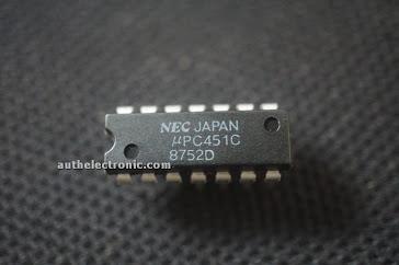 5pcs-original-operational-amplifier-opam-upc451c-451-dip-14-new-nec-corporation