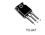 5pcs-n-channel-igbt-stgw40v60df-gw40v60df-gw40v60-40v60-40a-600v-to-247-new-st