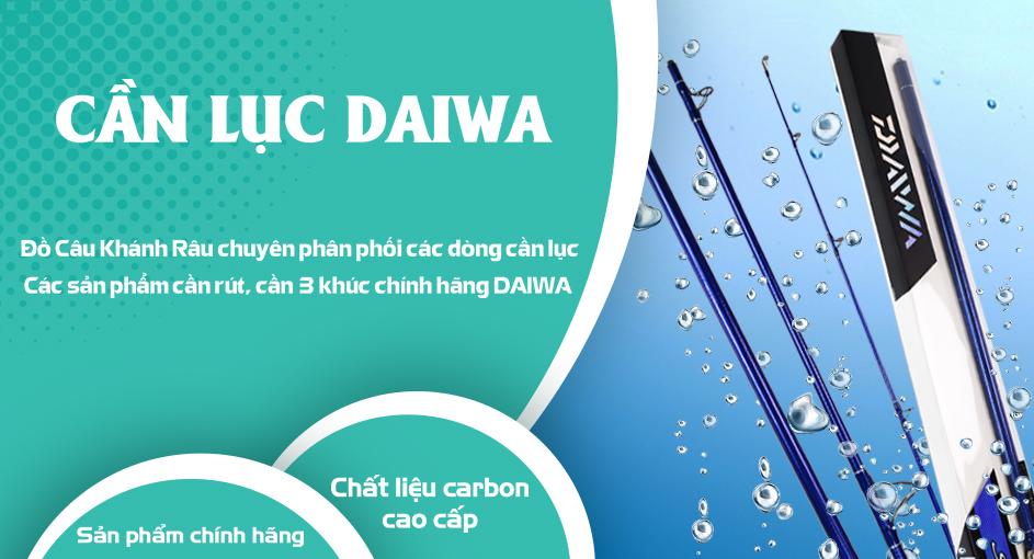 Cần lục Daiwa
