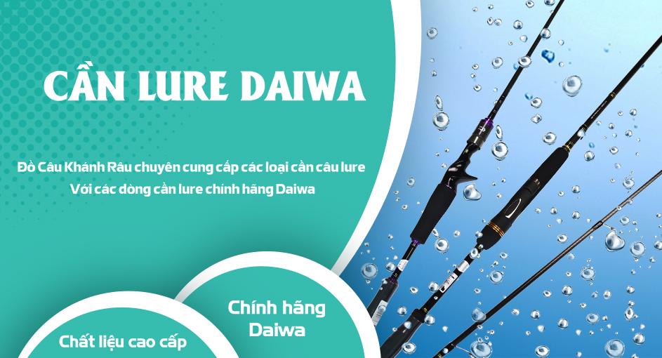 Cần Lure Daiwa