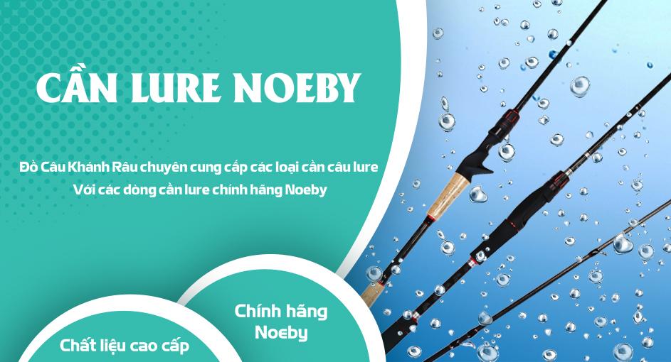 Cần Lure Noeby