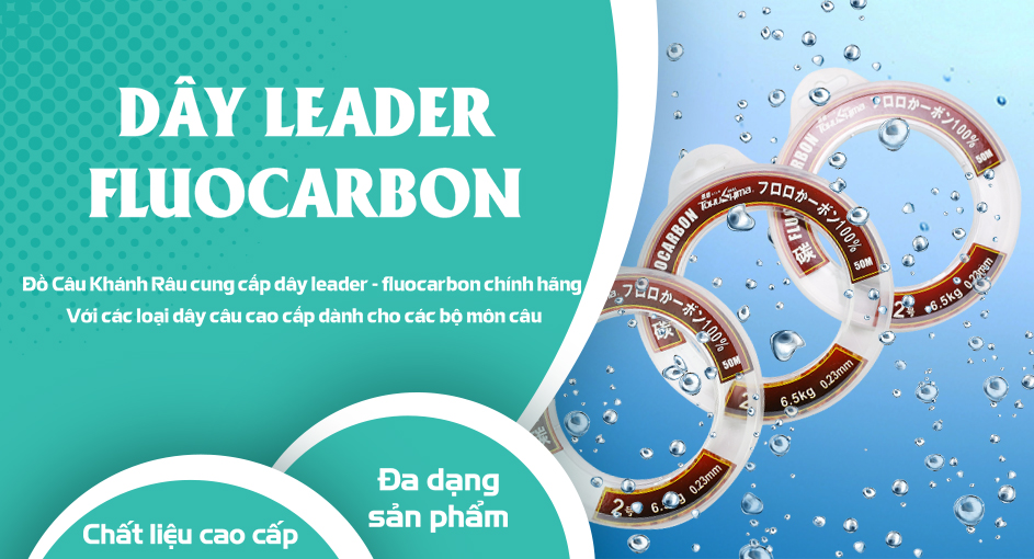 Dây Leader - Fluocarbon