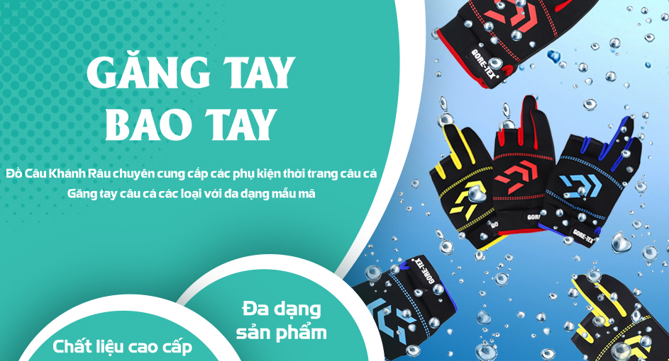 Găng Tay - Bao Tay