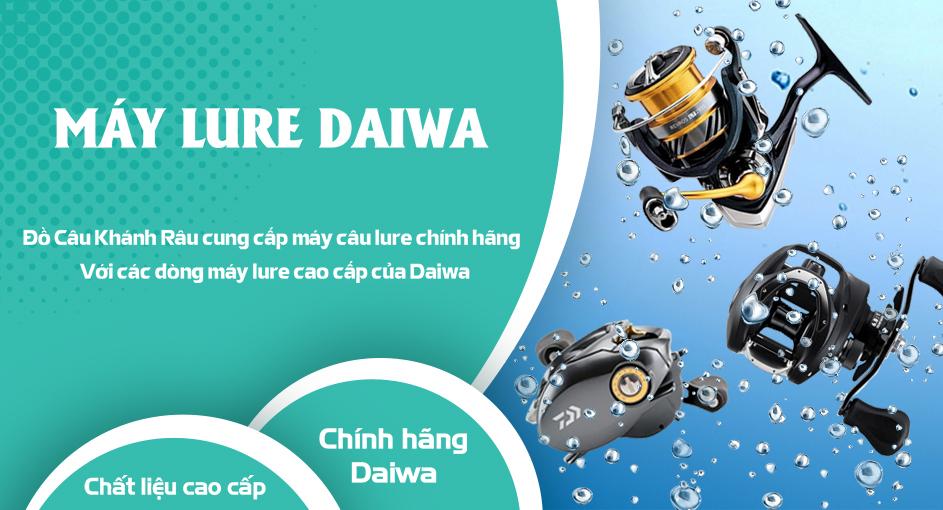 Máy Lure Daiwa