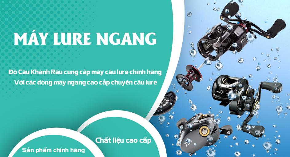 Máy Lure Ngang