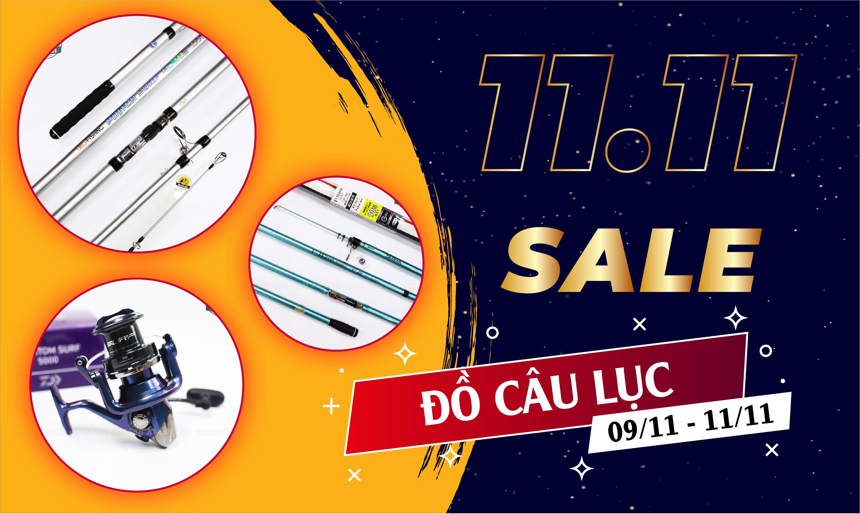 Sale 11-11 Lục