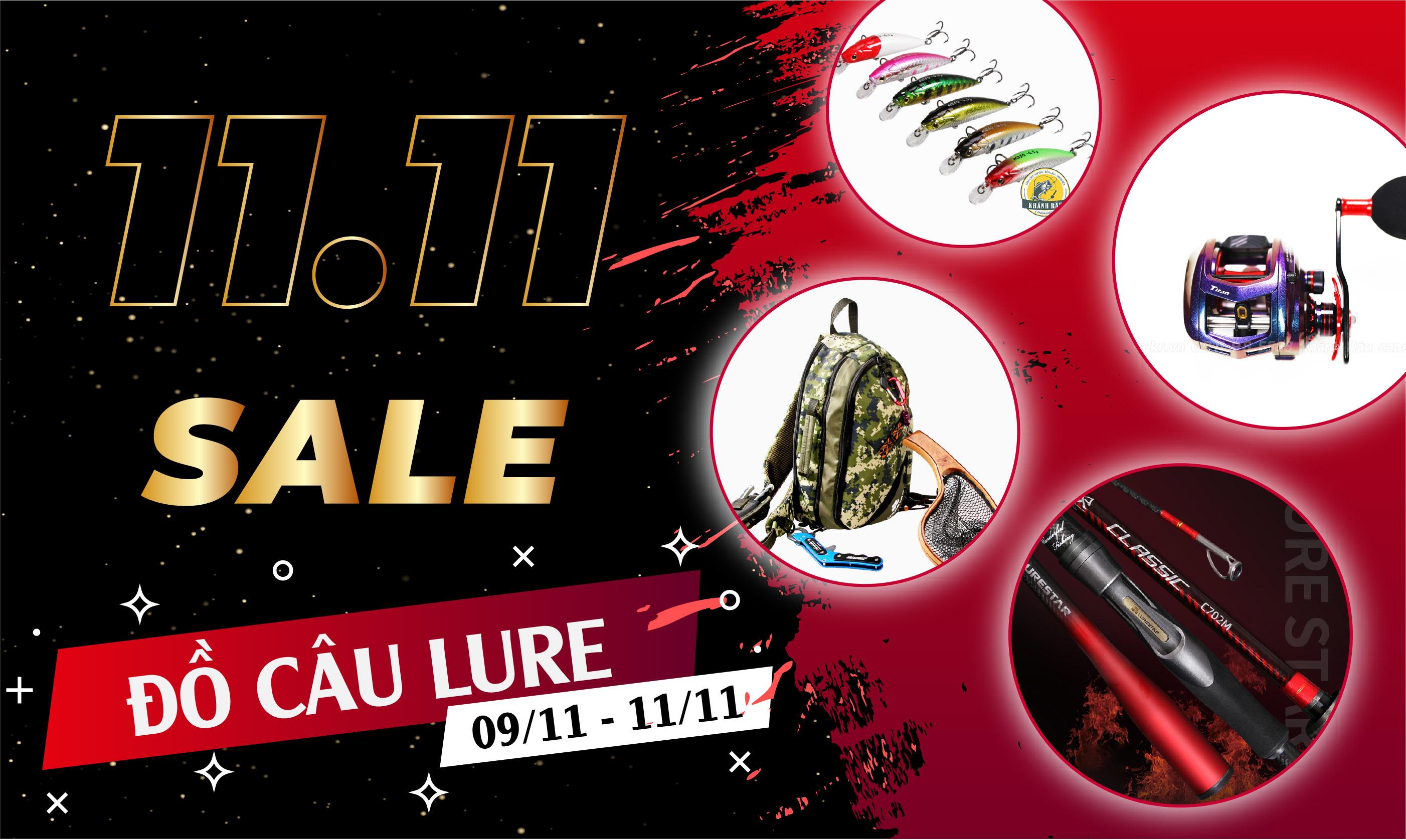 Sale 11-11 Lure