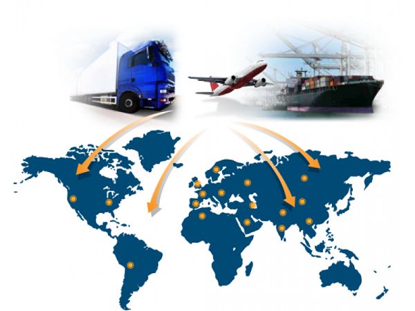 Dịch vụ chuyển phát quốc tế giá rẻ có thời gian vận chuyển nhanh