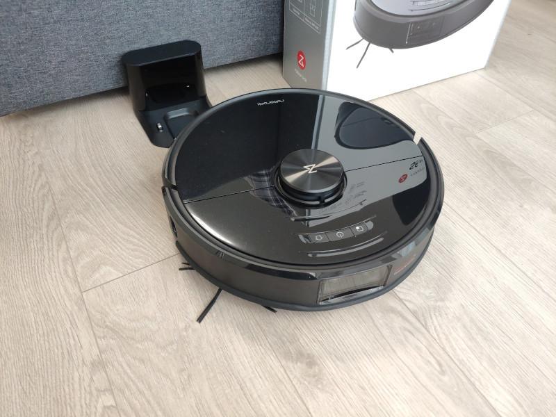 Robot Hút Bụi Lau Nhà Roborock S6 MaxV 2020