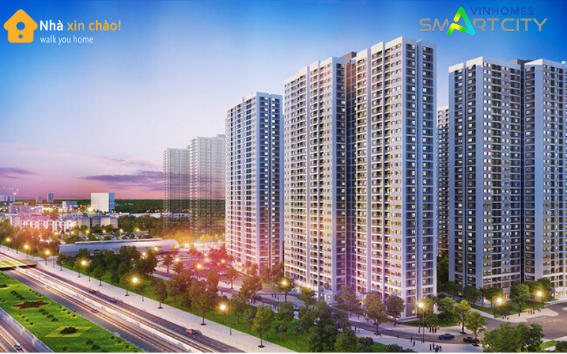 Vinhomes Smart City for rent