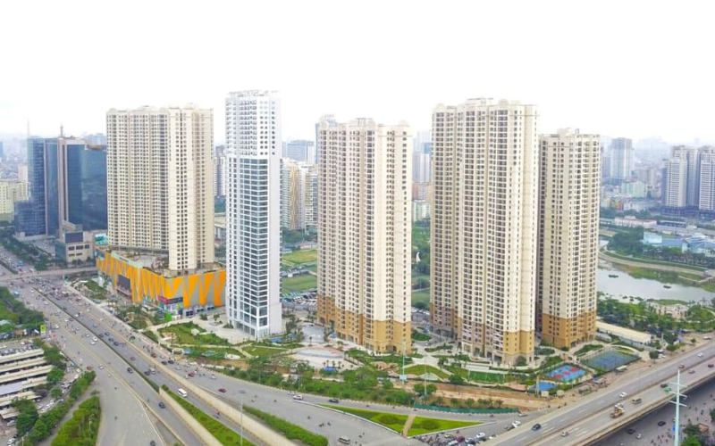 D'capitale Apartments for sell
