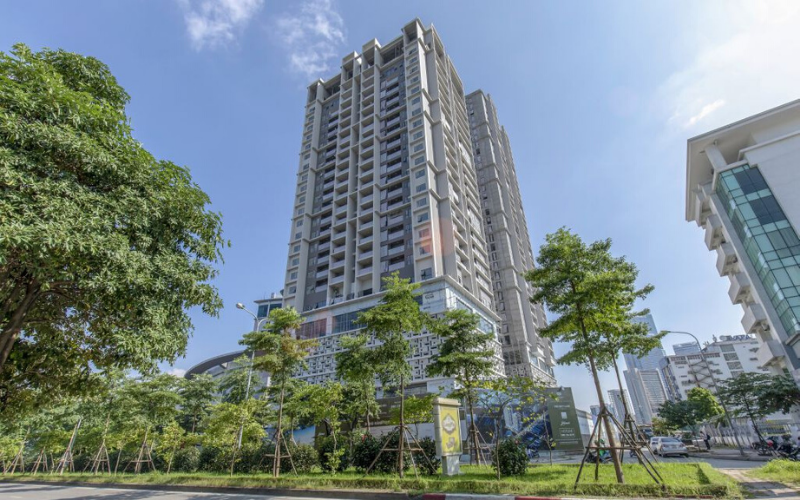 Sky Park Residence Apartments for rent