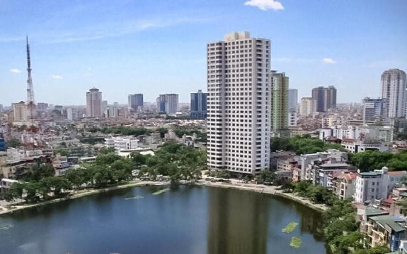 Ngoc Khanh Plaza Apartments for rent