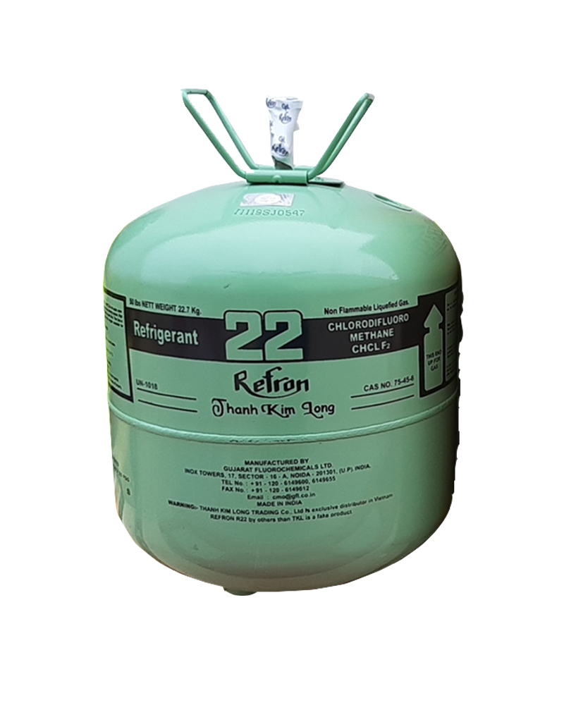 Gas R22 Ấn Độ