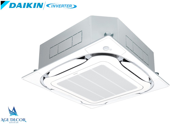 Máy lạnh âm trần Daikin Inverter 5Hp FCF125CVM