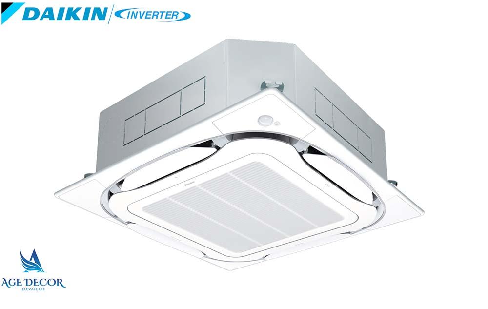 Máy lạnh âm trần Daikin inverter6Hp FCFC140DVM