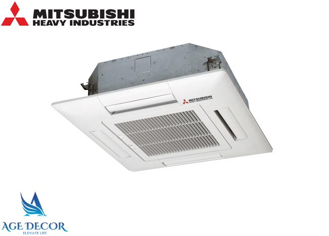 Máy lạnh âm trần Mitsubishi Heavy5Hp FDT125CR-S5