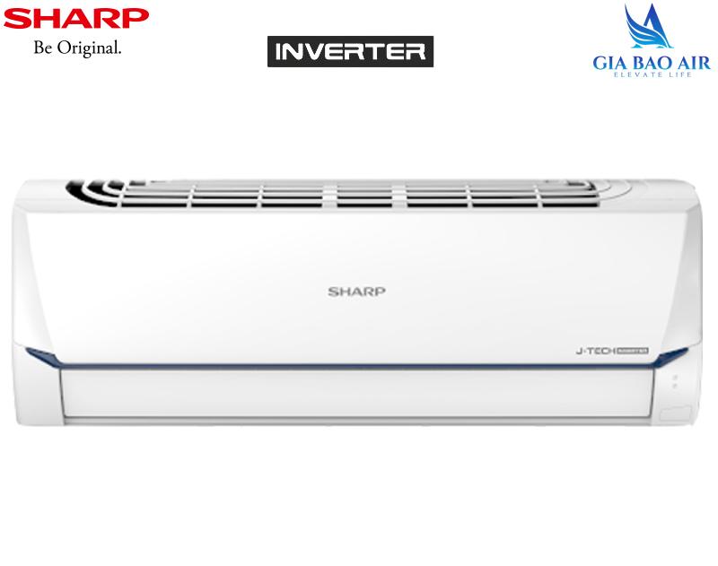 Máy lạnh Sharp Inverter 1.5Hp AH-X12XEW
