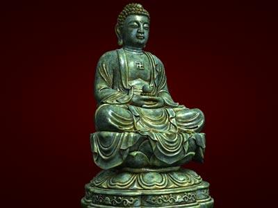 Tượng Phật Bổn Tôn
