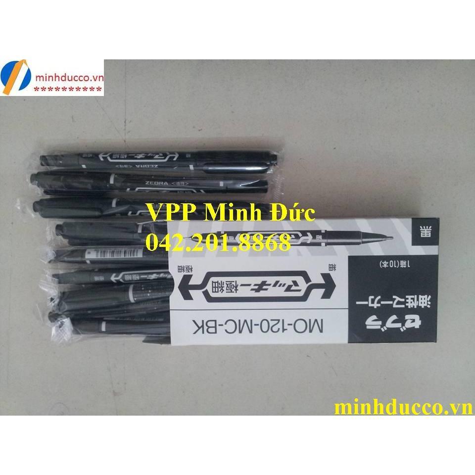Bút dạ kính Zebra MO-120 xịn