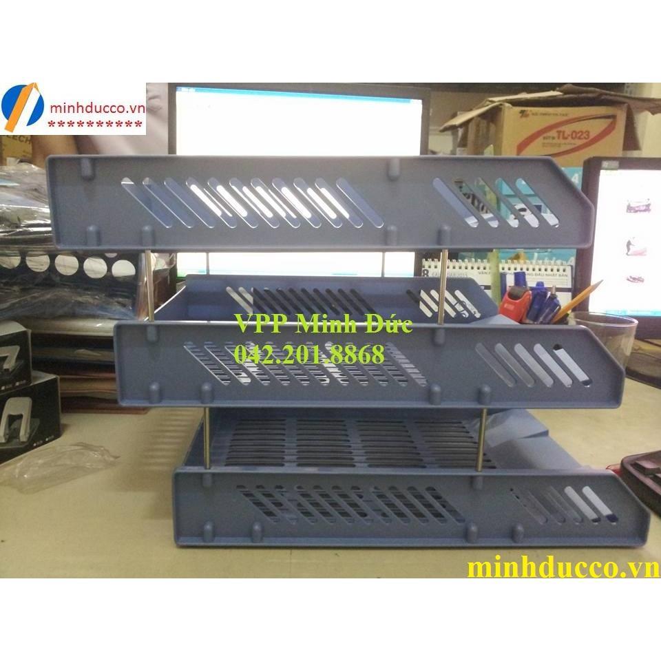 Khay nhựa 3 tầng Comix B2060