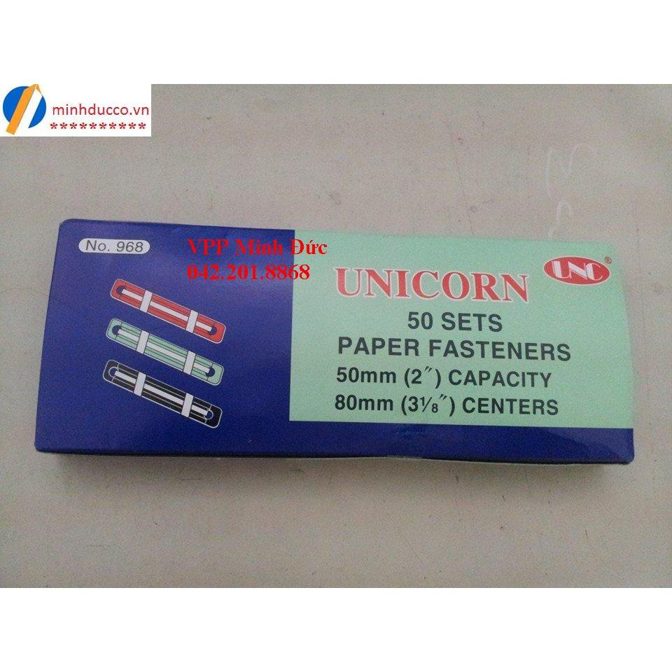 Thanh cài Acco nhựa UNICORN 968