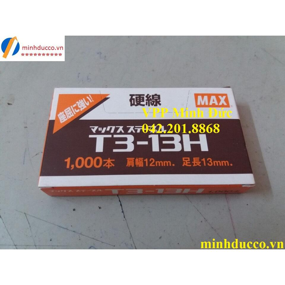 Ghim bấm gỗ Max T3-13H