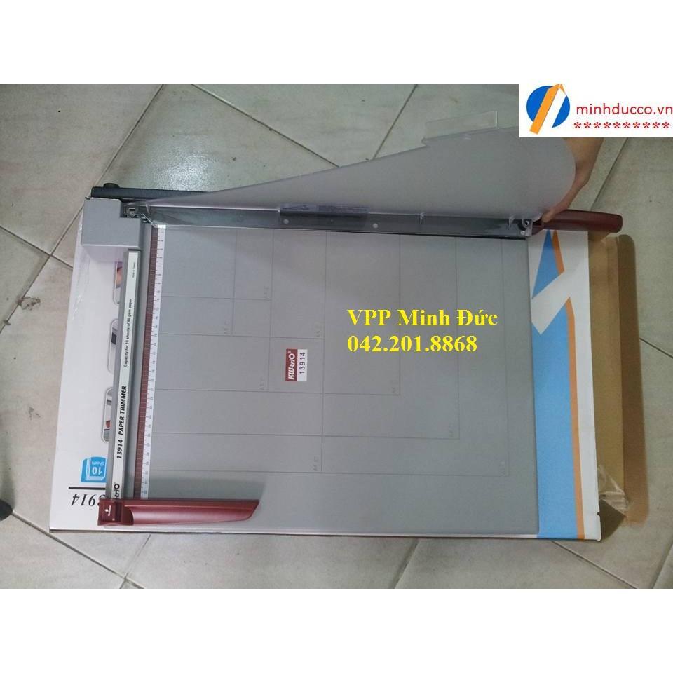 Bàn cắt giấy A3 KW TRIO 3914