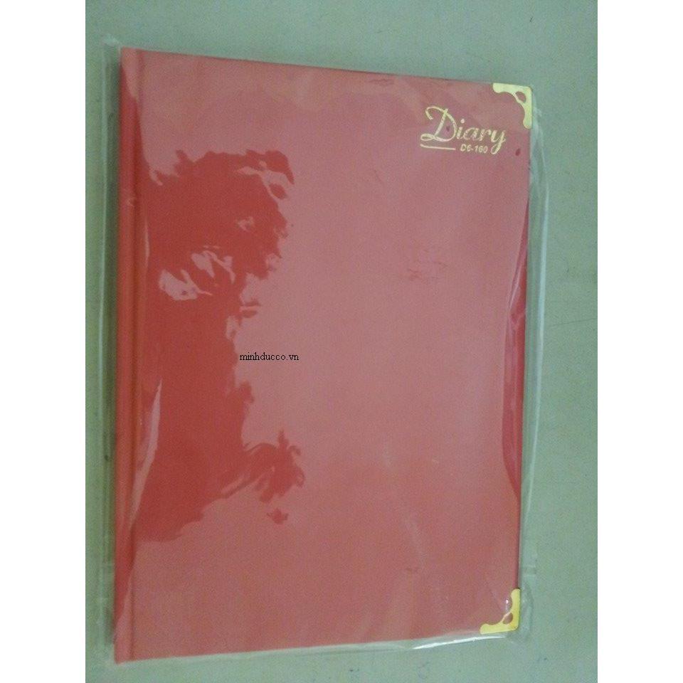 Sổ bìa cứng Diary A5