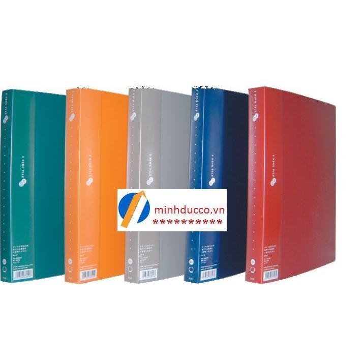 File còng nhẫn Plus A4S-20mm