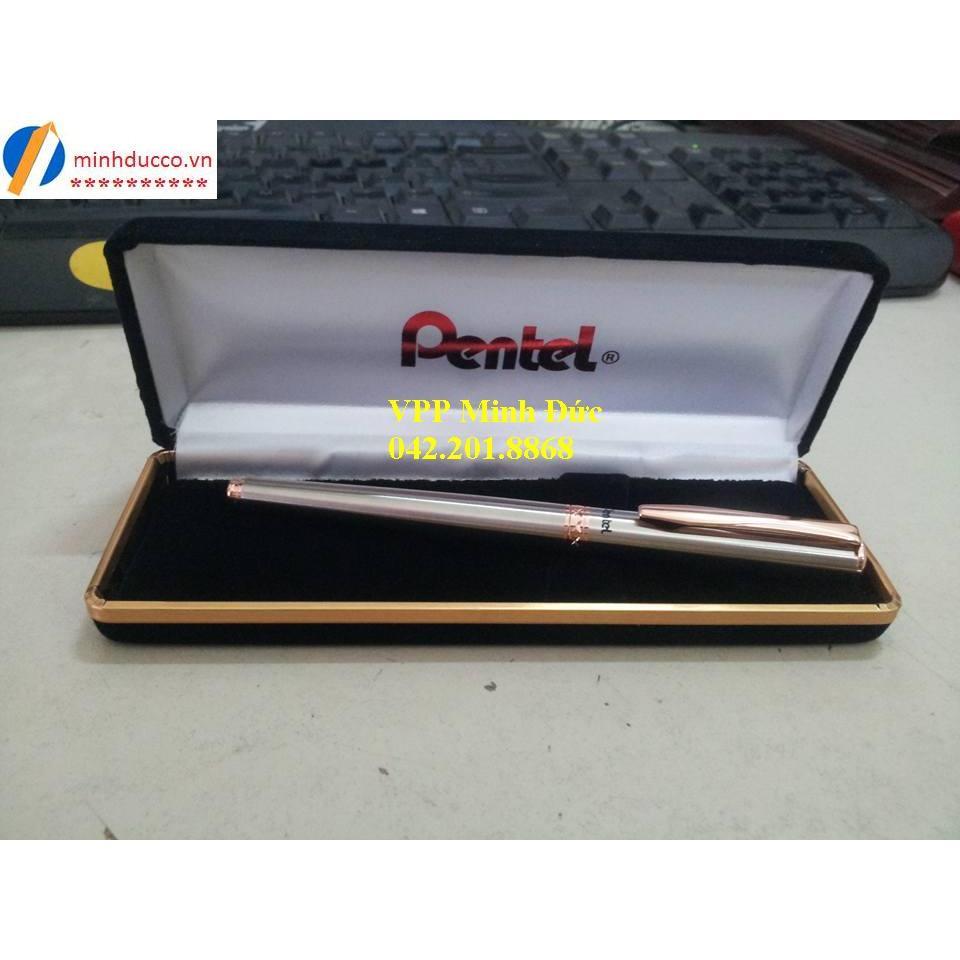 Bút ký Pentel K600PG-C