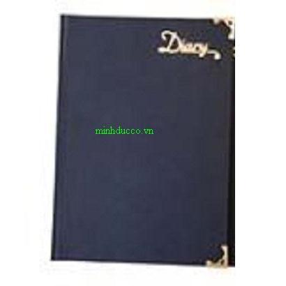 Sổ bài cứng Diary A4-160tr