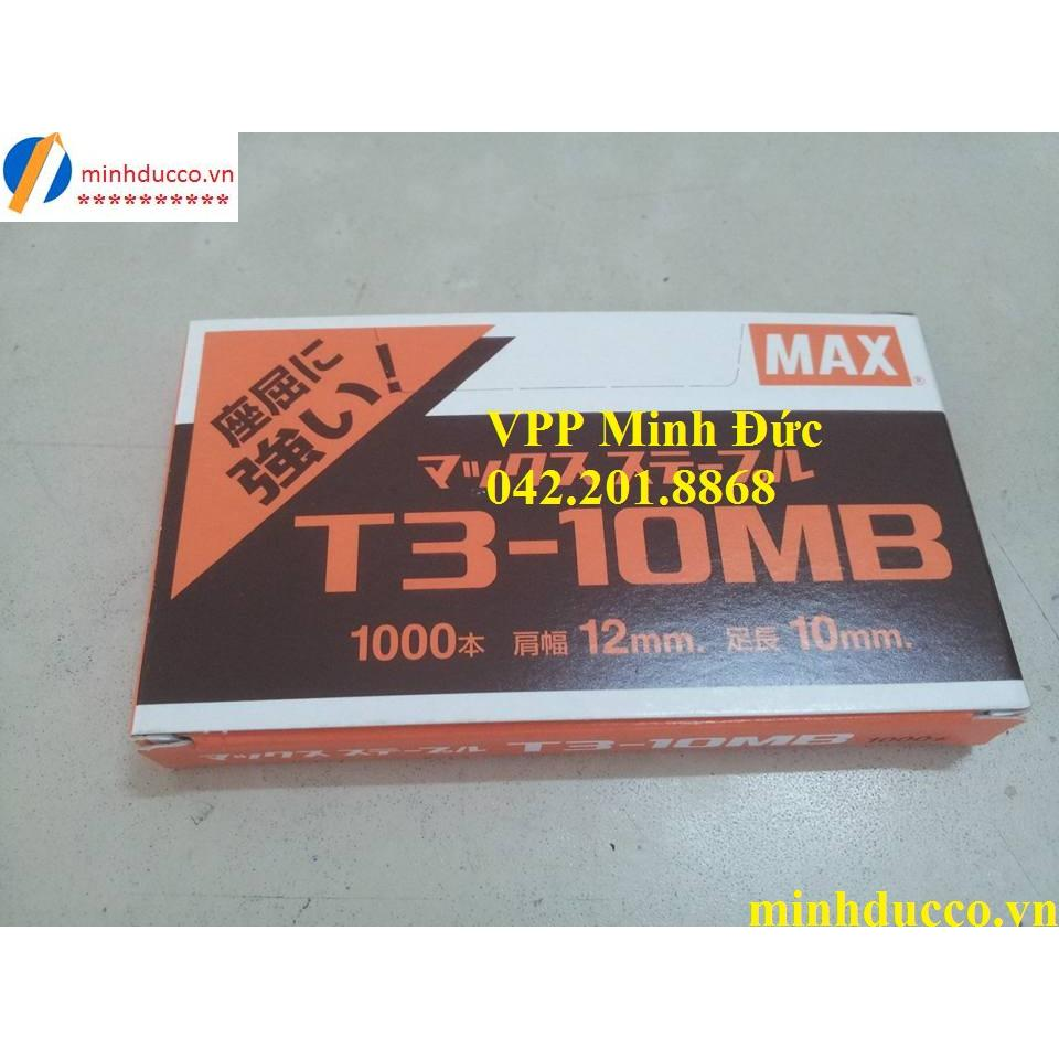 Ghim bấm gỗ Max T3-10MB