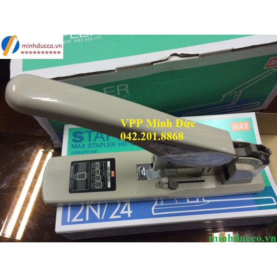 Dập ghim đại Max HD-12N/24