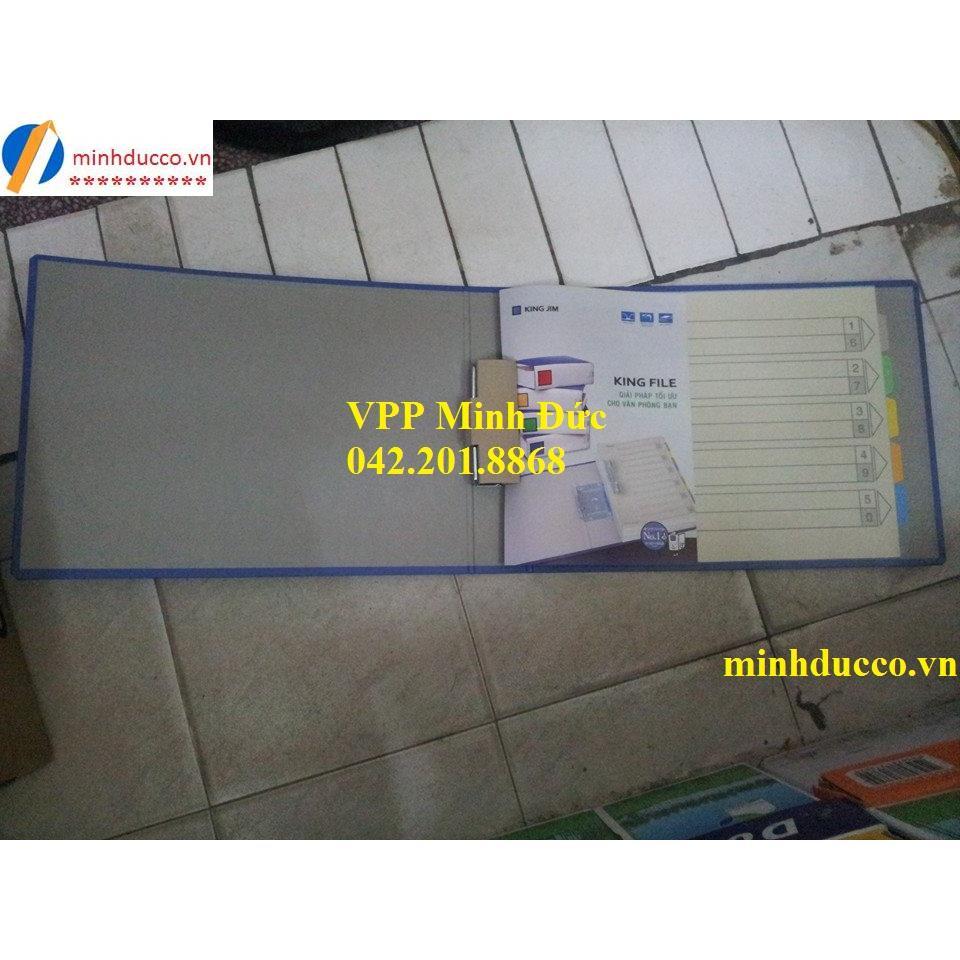 File còng ống A3 Kingjim 5cm-1505E (mở 2 bên)