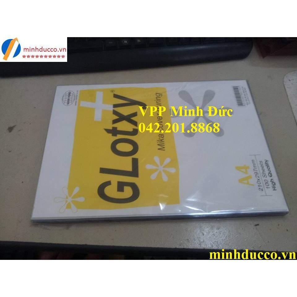Bìa Mica A4 trung MH