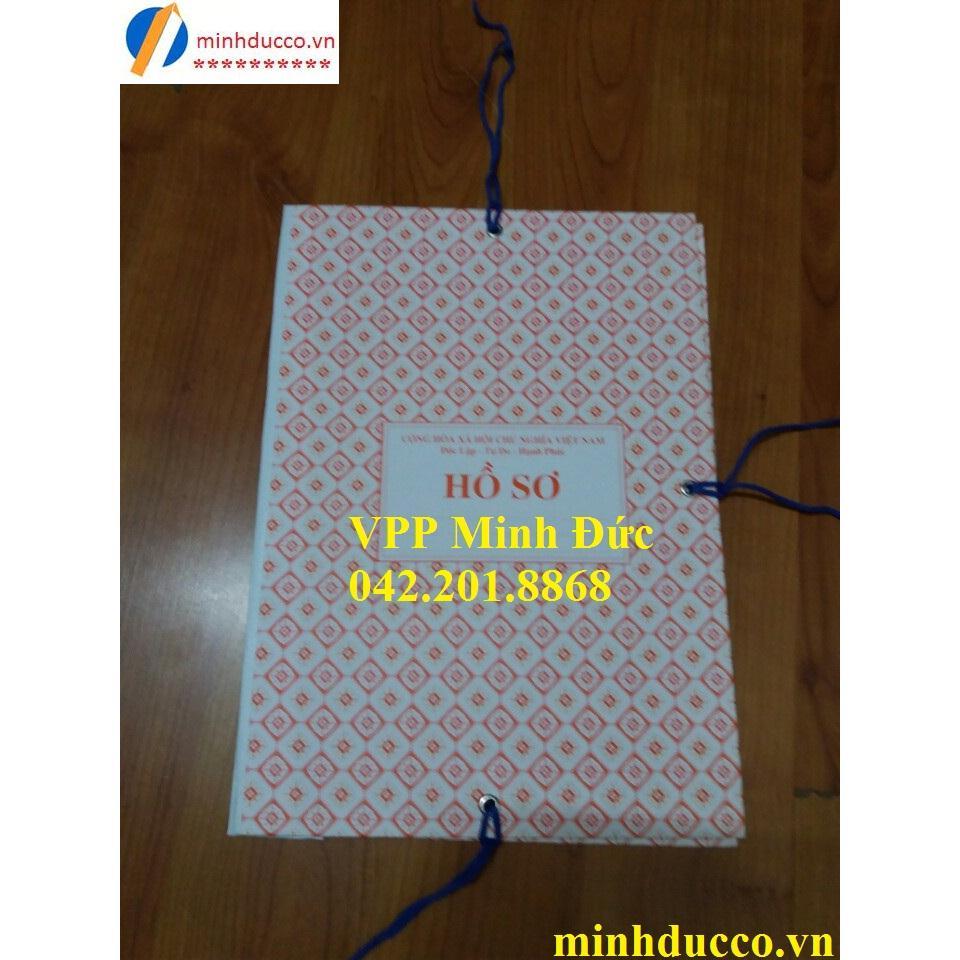 Cặp 3 dây giấy 10cm EKE