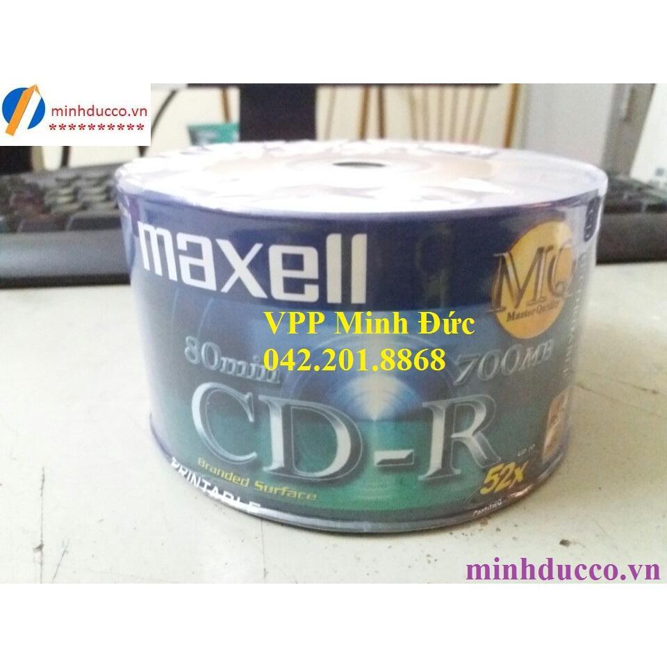 Đĩa CD Maxell cọc