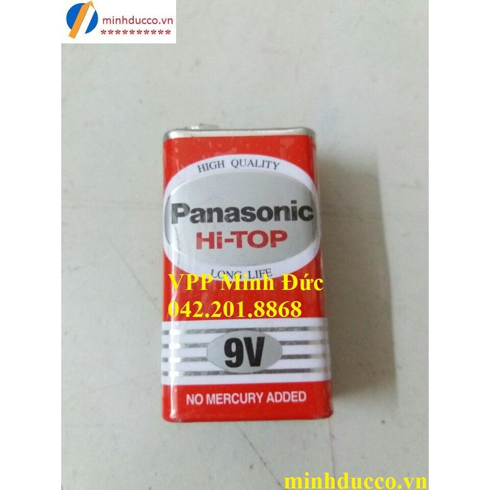 Pin vuông Panasonic 9V-6F22DT/1S