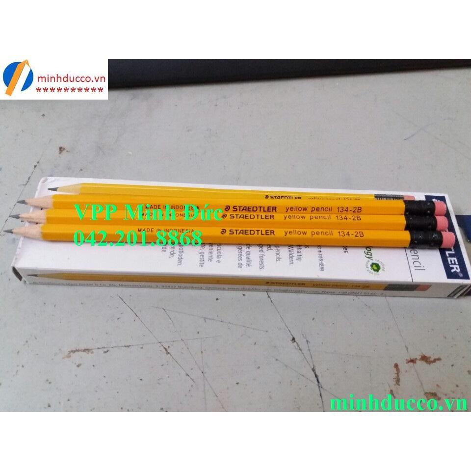 Bút chì gỗ Staedtler 134-2B