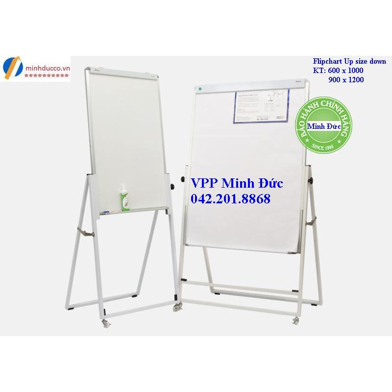 Bảng Flipchart Up size down