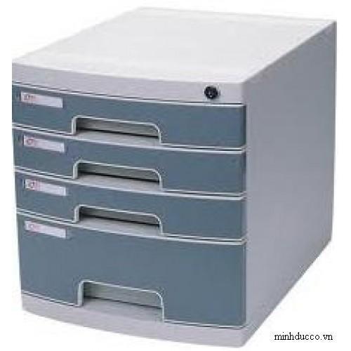 Tủ đựng tài liệu 4 ngăn Deli 8854