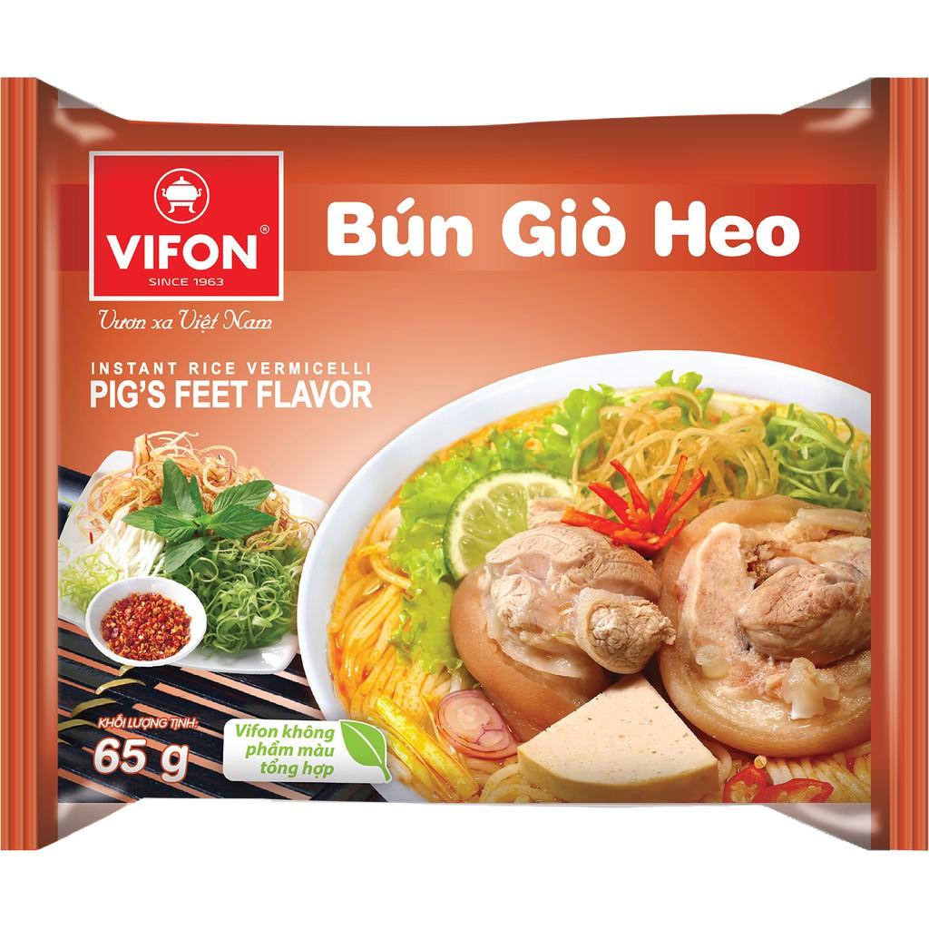 Bún Giò Heo Vifon Gói 65gr