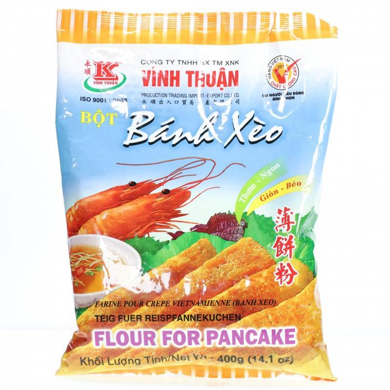 Bột Bánh Xèo Vĩnh Thuận 400Gr/Gói