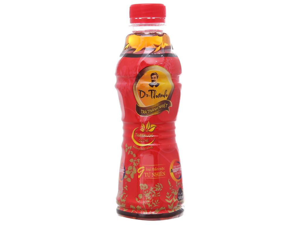 Nước Uống Trà Thanh Nhiệt Cơ Thể Dr.Thanh Chai 330ml