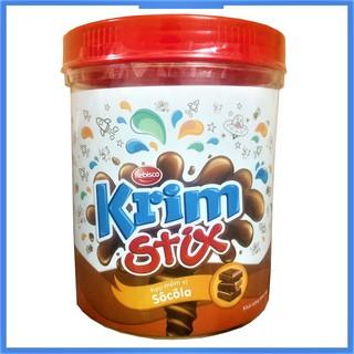 Kẹo Socola Krimstix 450gr/Hủ